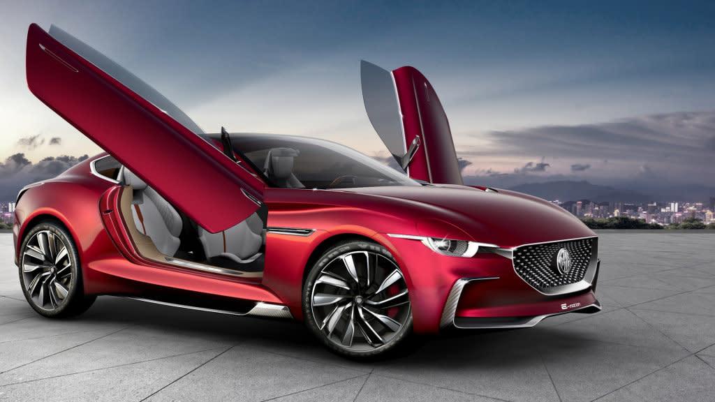 叫戰MAZDA MX-5,MG以電動馬達再次進軍雙門跑車市場