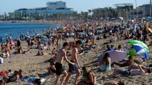 British tourists in Spain dismiss coronavirus second wave fears despite surge in infections: 'We work in Asda - we are used to Covid'