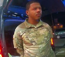 Police accused of threatening, pulling gun on Black Army lieutenant during Virginia traffic stop