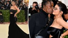 Kylie Jenner's first red carpet after giving birth