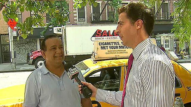 Watters' World: NYC taxi driver edition