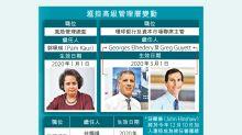 滙控高層執位 莊顯揚任COO 繆思成調任 郭珮瑛接棒風險管理總監
