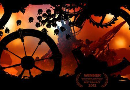 Daily iPhone App: Badland is a gorgeous alien journey