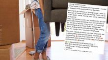 Mum's outrageous ad for $4 per hour 'personal slave'