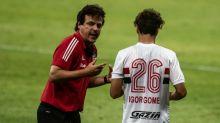 Diniz admite má fase, mas faz questão de defender Igor Gomes