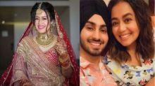 Rohanpreet Singh Shares A Wedding Photo With His 'Gharwali', Neha Kakkar From 'Neha Weds Rohanpreet'