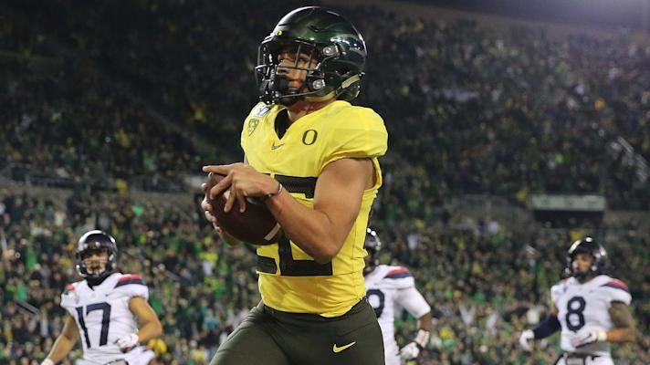 Oregon joins Tank Williams' CFP field after week 12