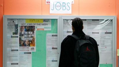 Jobless claims hit 45-year low, housing starts fall