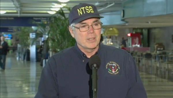 NTSB: Driver fell asleep, on-site work over