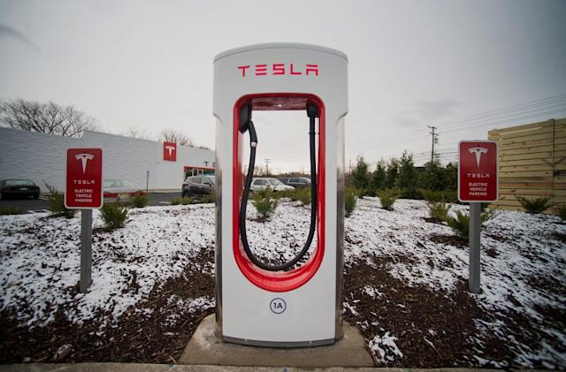 Ecotricity disputes Tesla's fastest charger claim, loses