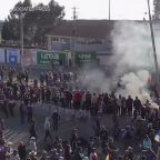 Food and Gasoline Shortages Are Being Reported in Bolivian Cities