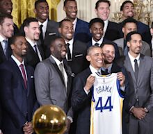 Basketball - Golden State's Kerr unsurprised by Trump snub