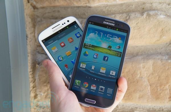 Samsung Galaxy S III review shootout: AT&T vs. Sprint