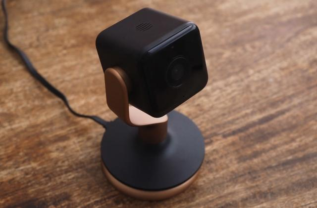 Hive's new home monitoring camera isn't bound to its base