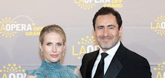 Oscar nominee mourns death of model wife