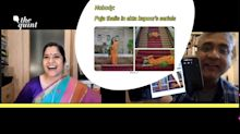 Renuka Shahane Reacts to Her 'Hum Aapke Hain Koun' Memes