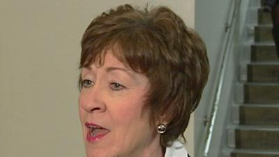 Collins: Kerry would 'easily be confirmed'