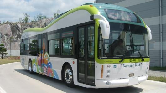 South Korea rolls out first commercial electric bus service, we are green with envy