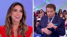 Patrícia Abravanel sobre Silvio Santos: 'Não gosto do meu pai taradão e falando de sexo'