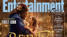 """""""La Bella e la Bestia"""", le favolose immagini del live action Disney con Emma Watson"""