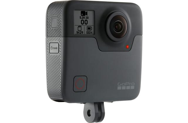 GoPro is testing its 360 VR camera with select broadcasters