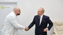 Un médecin rencontré par Poutine la semaine dernière testé positif