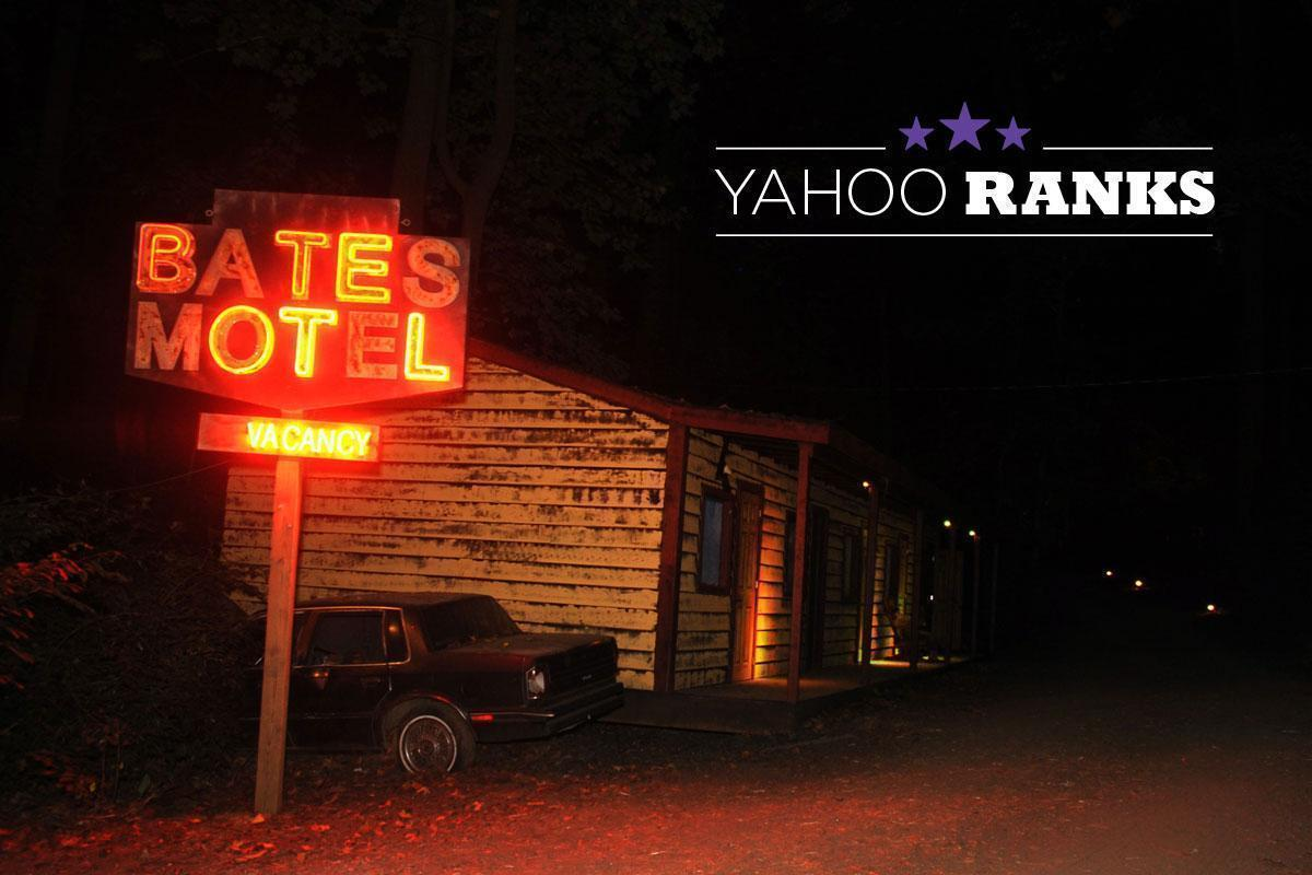 yahoo ranks the most terrifying haunted houses in the u s