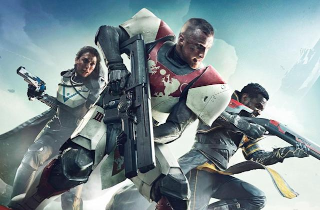 'Destiny 2' is 2017's best-selling game after just one month