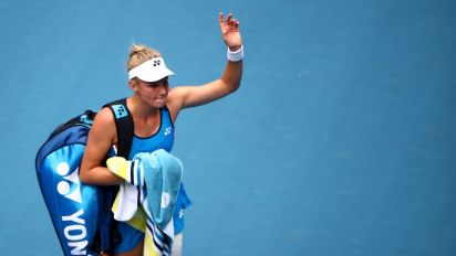 Mental adjustment crucial in return to court, says Yastremska