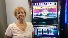 Woman wins $1.6m Wheel of Fortune jackpot while waiting in Las Vegas airport