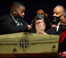 'Today we came to honour the Prince of Brooklyn Center': Al Sharpton leads impassioned funeral service for Daunte Wright