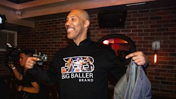 Big Baller Brand is back, but where's Lonzo?
