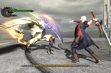 Devil May Cry 4 demo hits PSN, Xbox Live this Thursday