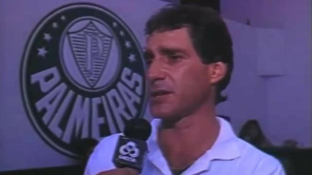 Estreante no Bahia, Carpegiani teve passagem ruim pelo Palmeiras