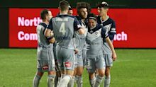 Perth Glory 0-4 Melbourne Victory: Rojas at the double in rout