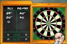 Sega wants us to Touch Darts