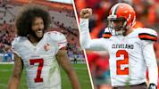 Manziel: Stop comparing my comeback to Kaep's