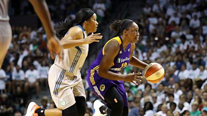 WNBA's top two teams meet again in Finals