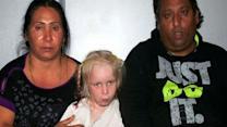 Roma angry at treatment in case of mystery blond child