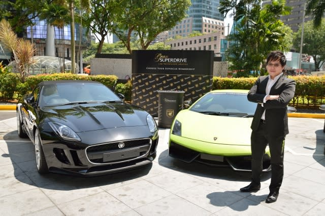Members Only Supercar Club Offers Widest Range Of Cars