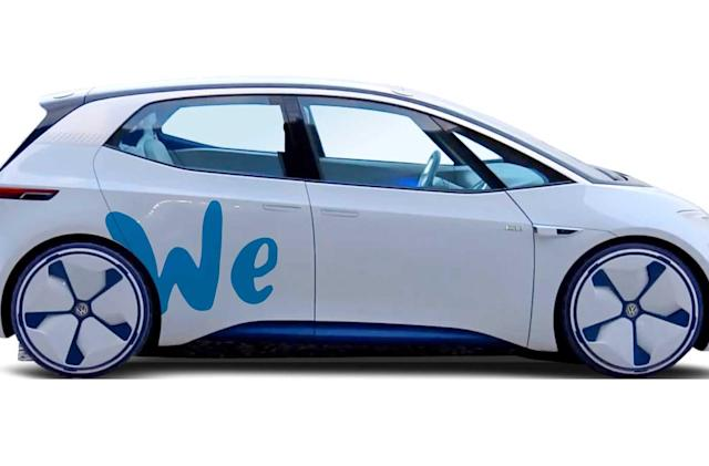 VW and Renault promise electric car sharing services
