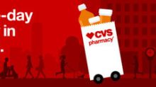 CVS Pharmacy Launches Free, Same-Day Prescription Delivery in Manhattan