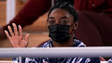 Simone Biles is back, will compete in balance beam exercise final
