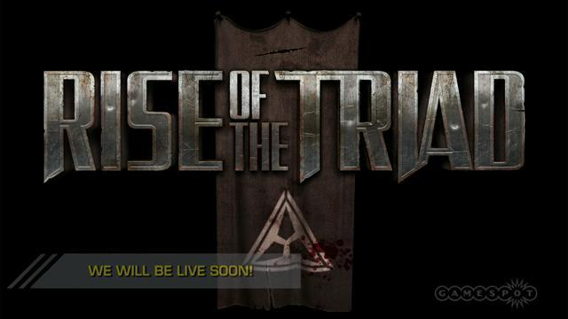 Now Playing - Rise of the Triad