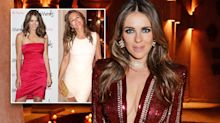 Elizabeth Hurley fans claim 53-year-old ages 'like fine wine' in 10 year challenge post