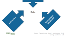 What Are the Major Risks Affecting Elanco Animal Health?