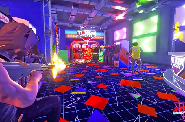 'Radical Heights' is Cliff Bleszinski's free-to-play battle royale game