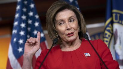 'That's bribery': Pelosi ups the ante on impeachment