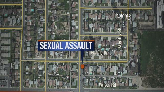 Man wanted for possible rape, robbery in southwest Bakersfield