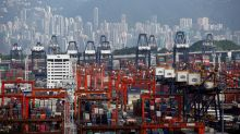 Stock markets across Asia slip mostly slip, led by Hong Kong
